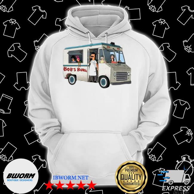 Bob's burgers food truck Classic Hoodie