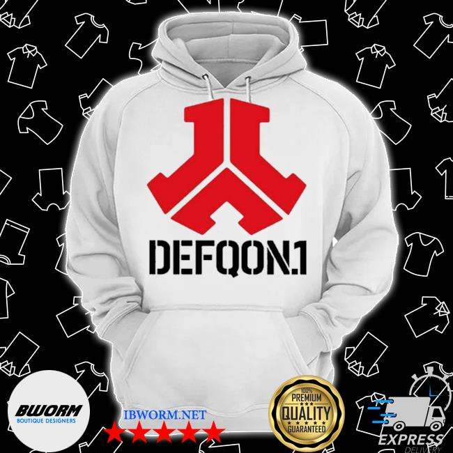 Defqon1 Classic Hoodie