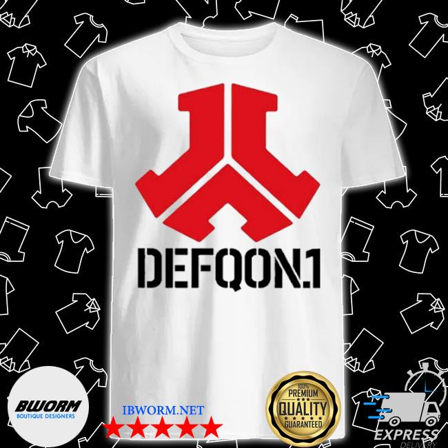 Defqon1 shirt
