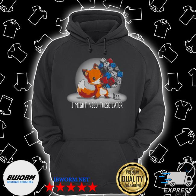 Fox I might need these later Unisex Hoodie