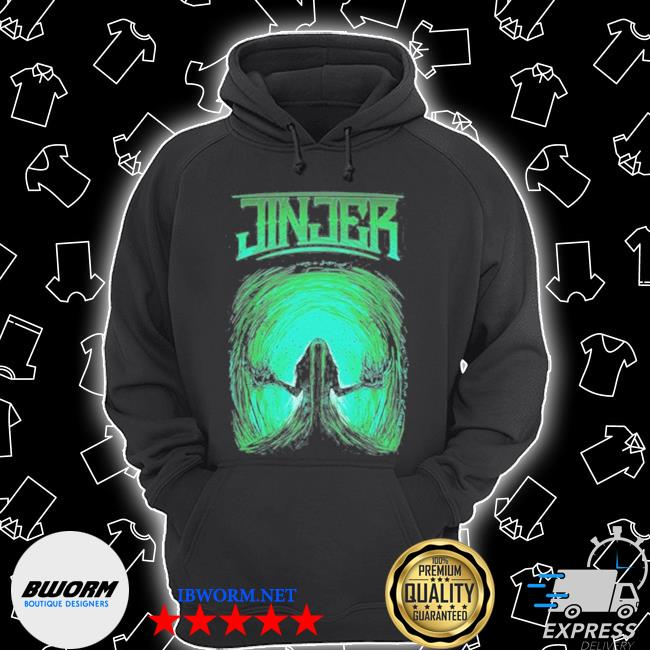 Jinjer pit of consciousness night shift merch Unisex Hoodie