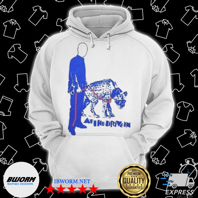 Night shift merch at the drive in hyena Classic Hoodie