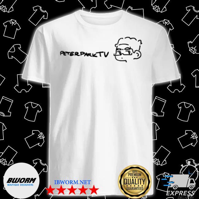 Peterpark minimal peter white shirt