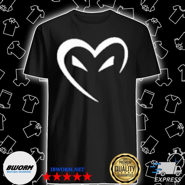 Ph1lza merch heart shirt