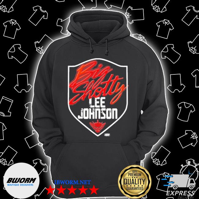 Pro wrestlings merch lee johnson big shotty Unisex Hoodie