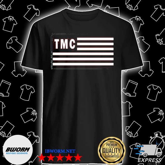 The marathon clothing merch tmc flag shirt