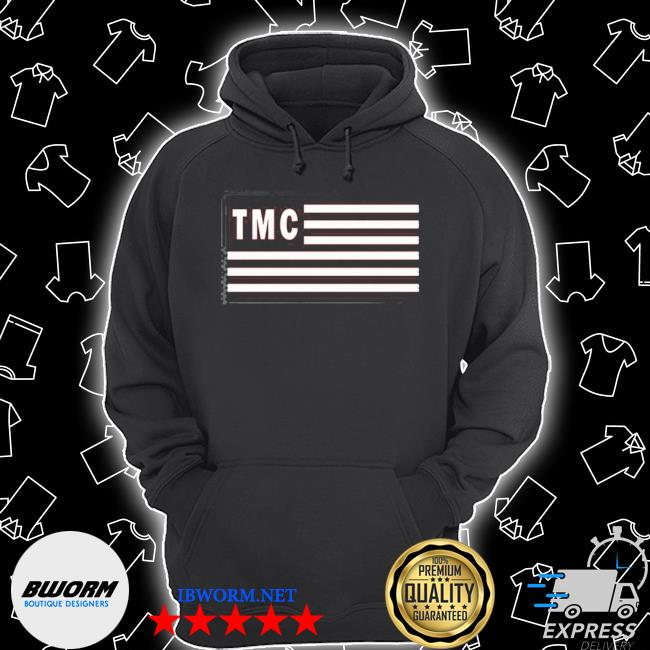 The marathon clothing merch tmc flag Unisex Hoodie