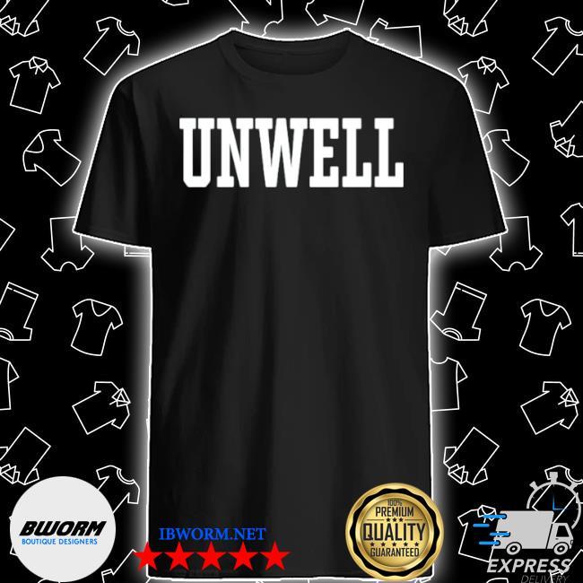 Unwell crewneck shirt
