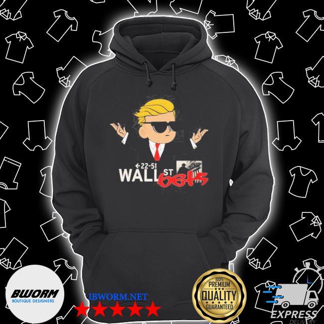Wallstreetbets Unisex Hoodie