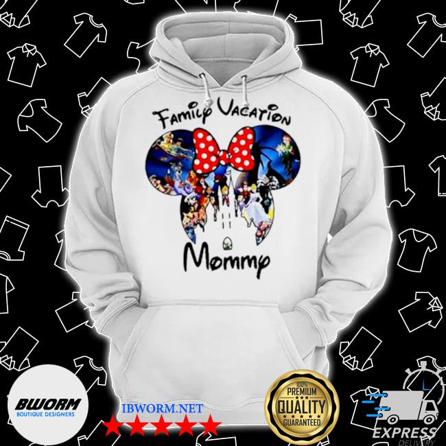 Disney family vacation mommy Classic Hoodie