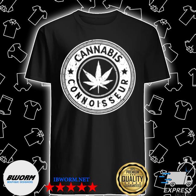 Funny marijuana and pro cannabis weed stoner shirt