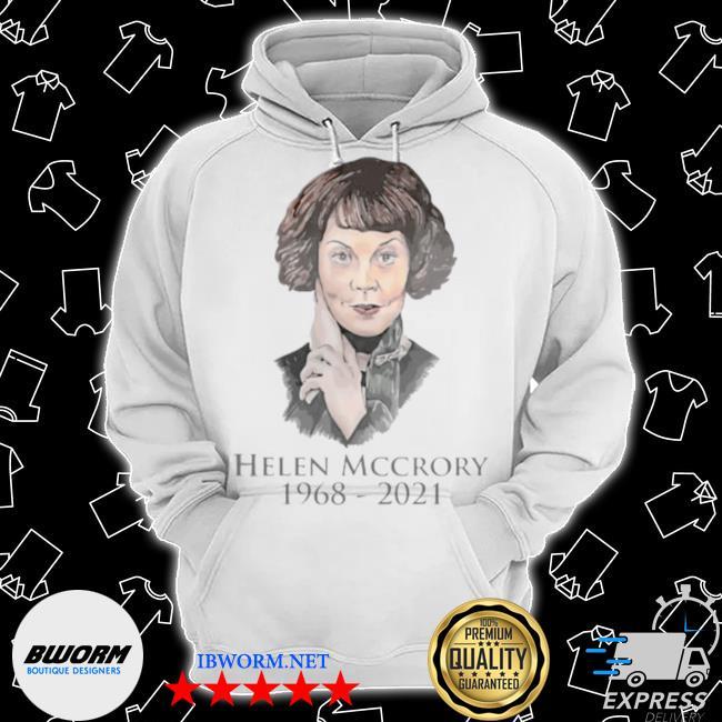 Helena mccrory 1968 2021 repos en paix Classic Hoodie