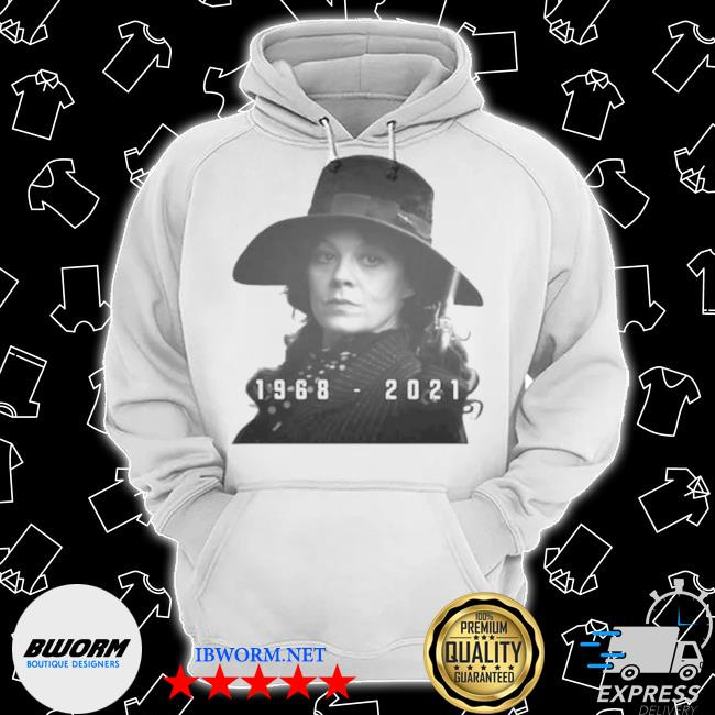 Helena mccrory 1969 rip 2021 rest in peace Classic Hoodie