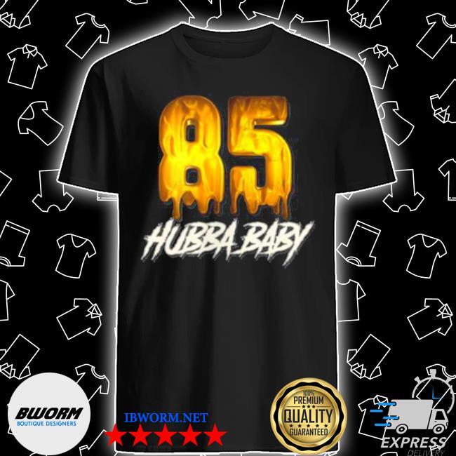 Itty bitty city 859 old schoo 85 hubba baby playa shirt