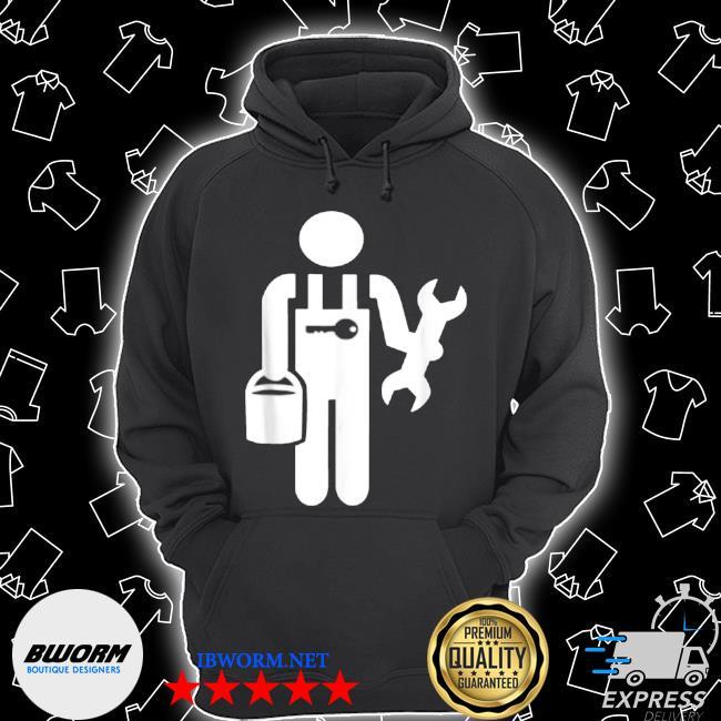 Janitor Unisex Hoodie
