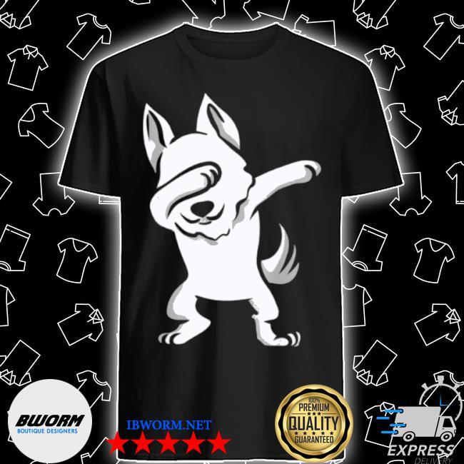 Wolf dab pose shirt