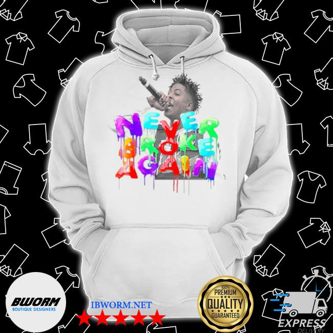Youngboy never broke again Classic Hoodie