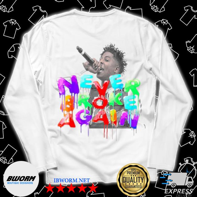 Youngboy never broke again Long Sleeve Tee