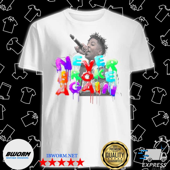 Youngboy never broke again shirt