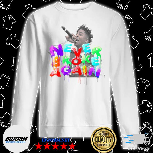 Youngboy never broke again Unisex Sweater