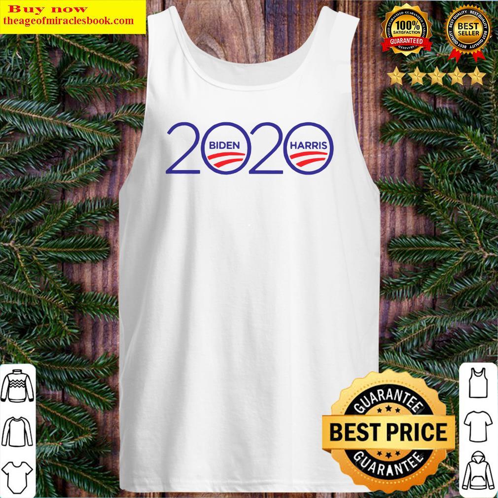 2020 Joe Biden Kamala Harris Tank Top