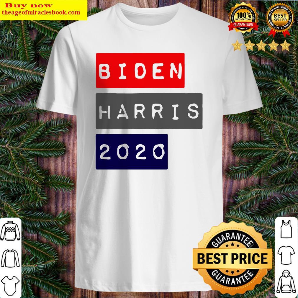 Biden Harris 2020 Vote Joe Biden President Kamala Harris VP Shirt