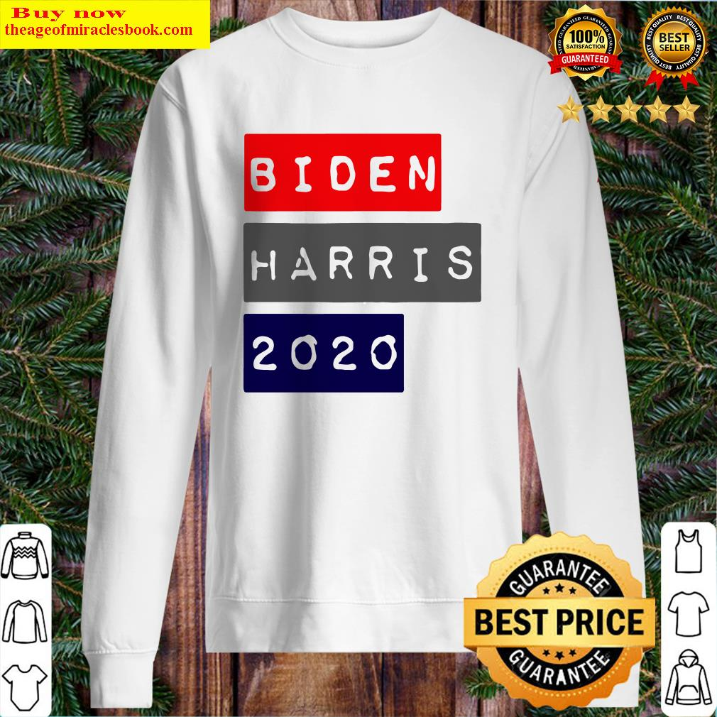 Biden Harris 2020 Vote Joe Biden President Kamala Harris VP Sweater
