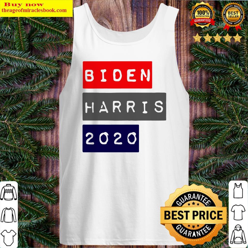 Biden Harris 2020 Vote Joe Biden President Kamala Harris VP Tank Top