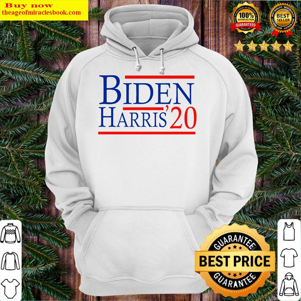 Joe Biden Kamala Harris 2020 Election Democrat America Hoodie