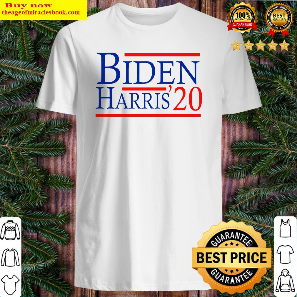 Joe Biden Kamala Harris 2020 Election Democrat America Shirt