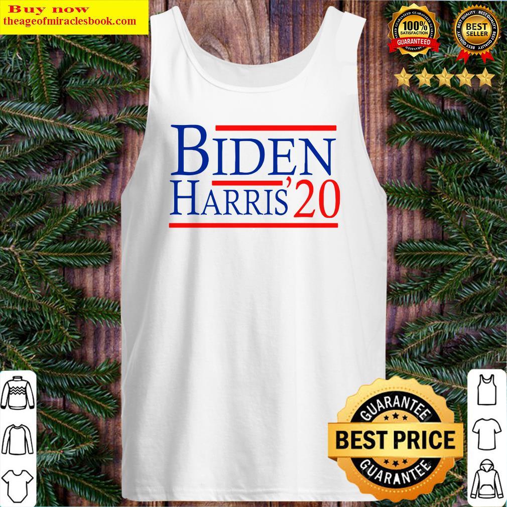 Joe Biden Kamala Harris 2020 Election Democrat America Tank Top