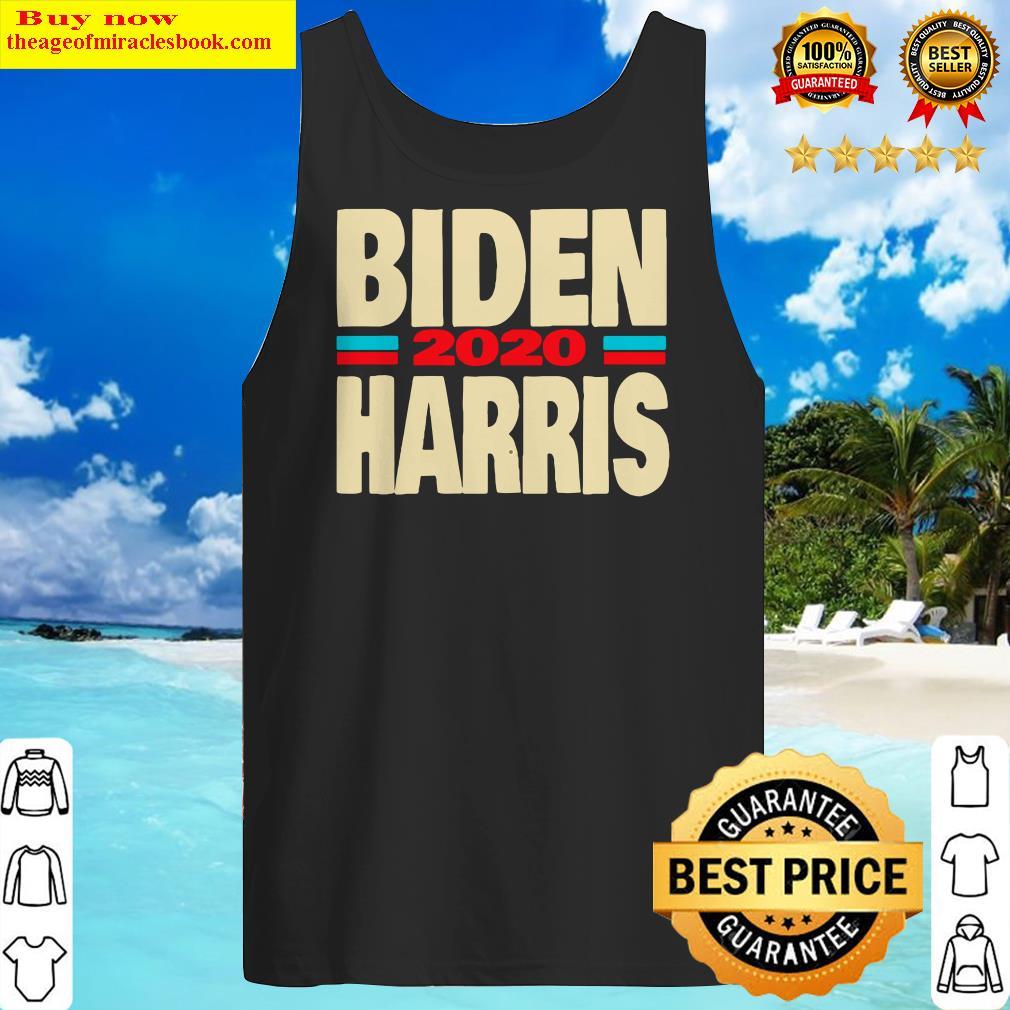 Joe Biden Kamala Harris 2020 Election Premium Tank Top