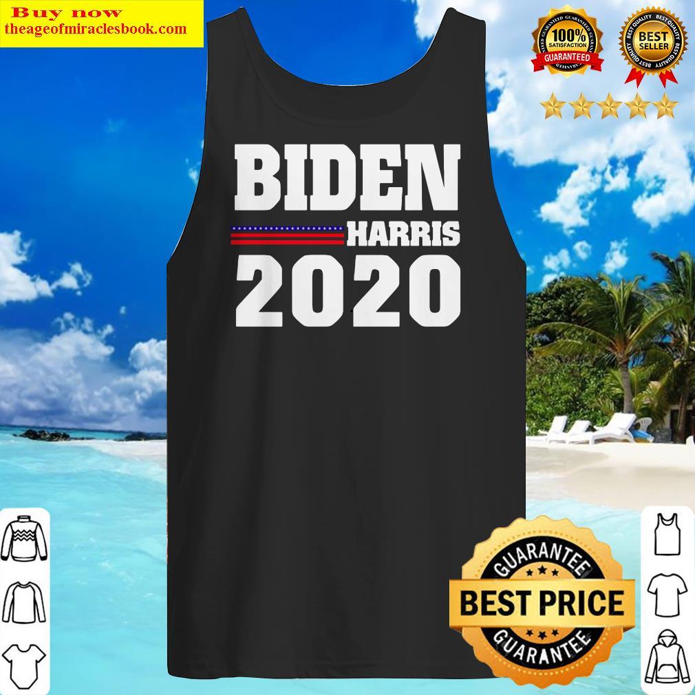 Joe Biden Kamala Harris 2020 Liberal Democrat Election Tank Top