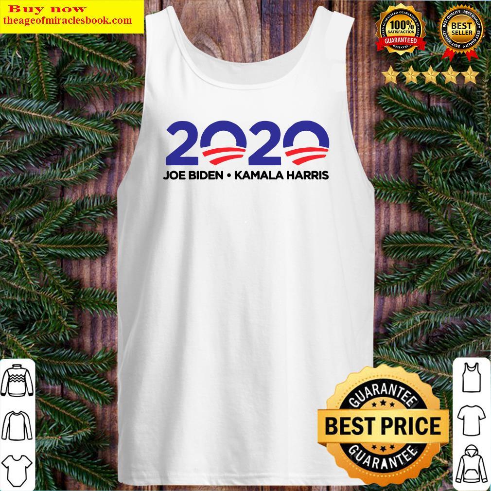 Joe Biden Kamala Harris 2020 Tank Top