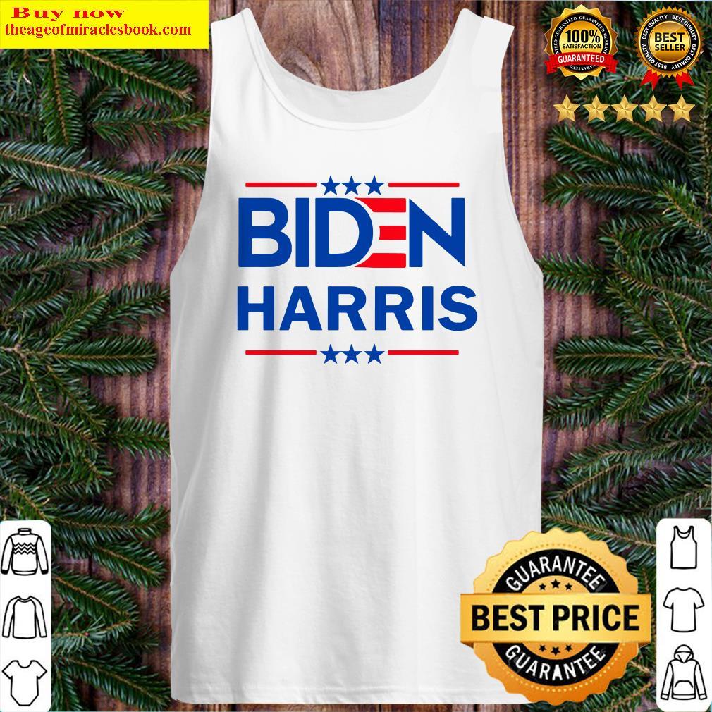 Joe Biden Kamala Harris VP President Vice 2020 Election Premium Tank Top