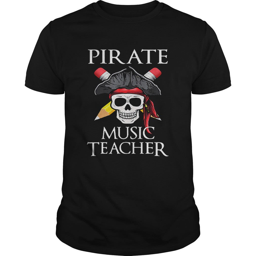 Music Teacher Halloween Party Costume  Unisex