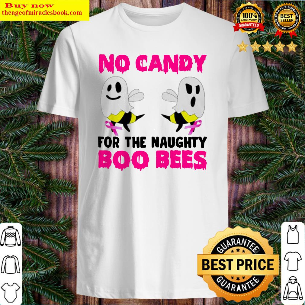 No candy for the naughty boo bees Shirt