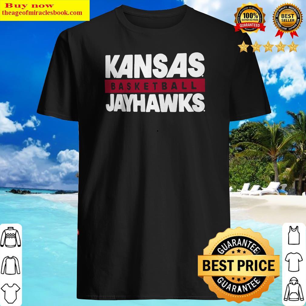 Official kansas basketball jayhawks Shirt