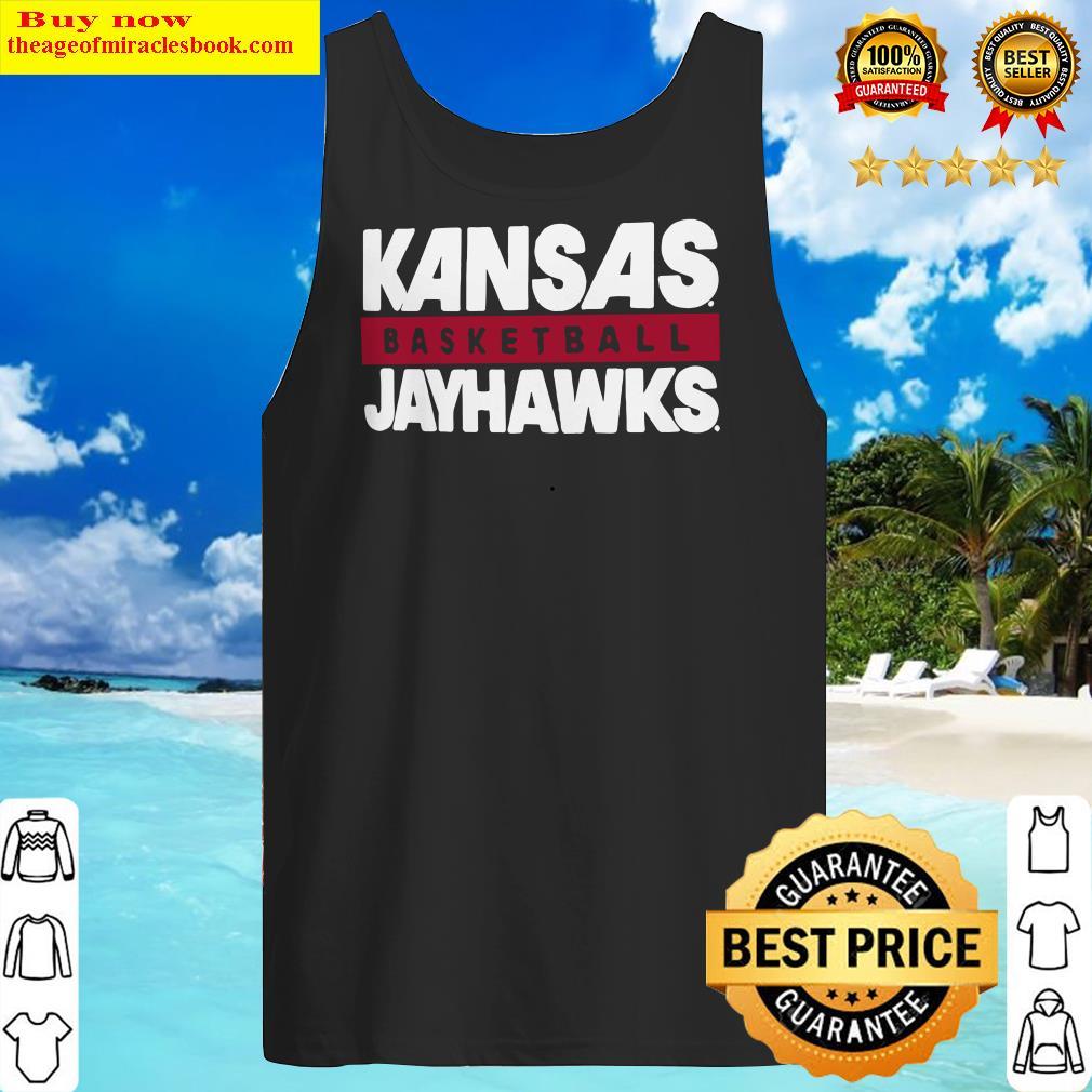 Official kansas basketball jayhawks Tank Top