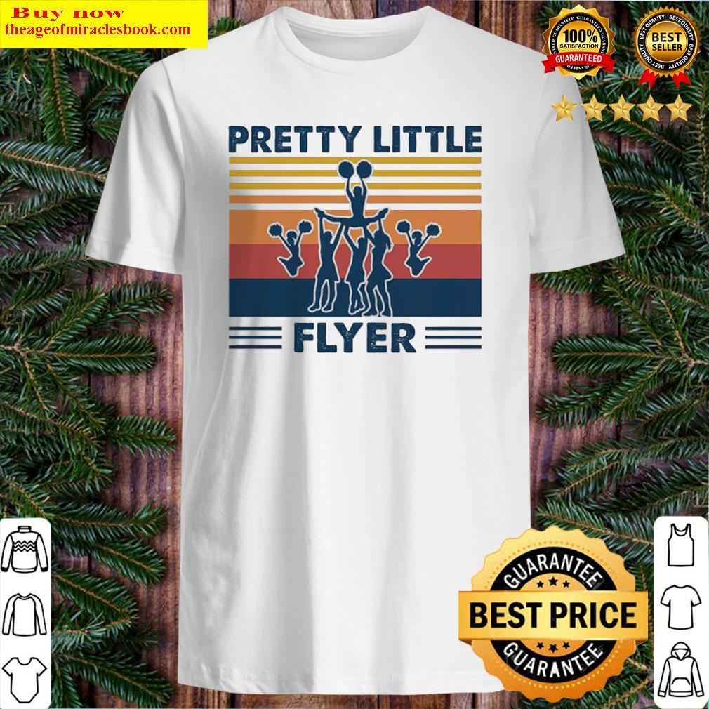 Pretty little flyer vintage Shirt