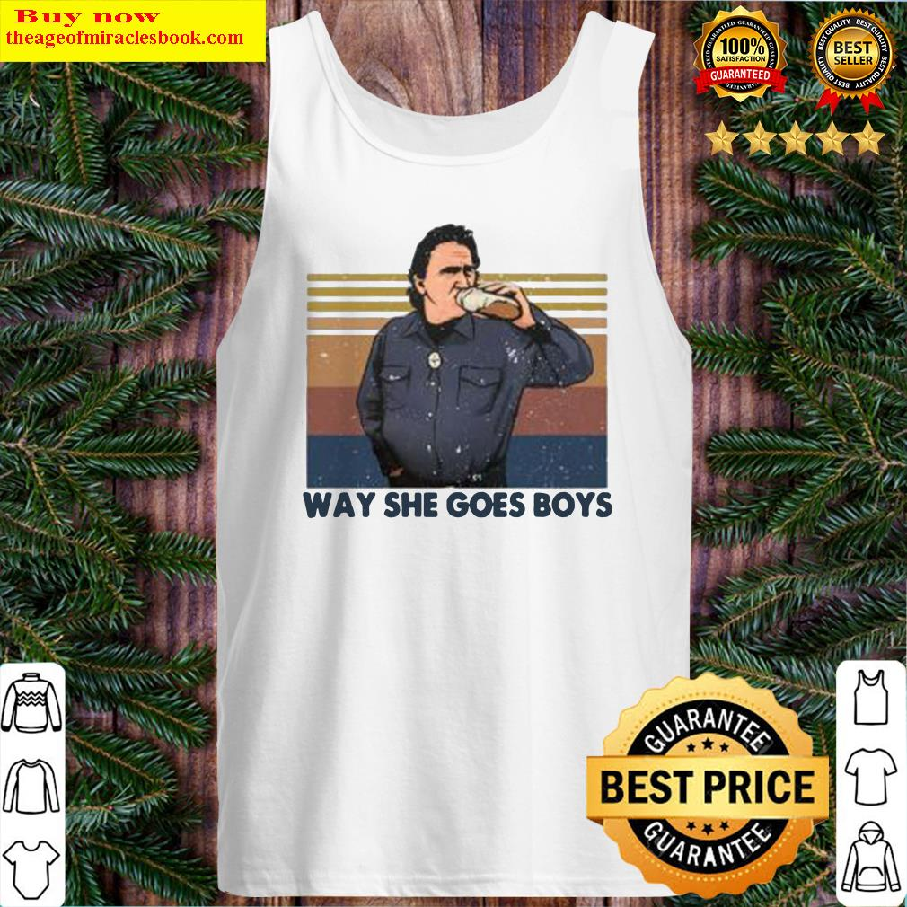 Way She Goes Boys Vintage Tank Top