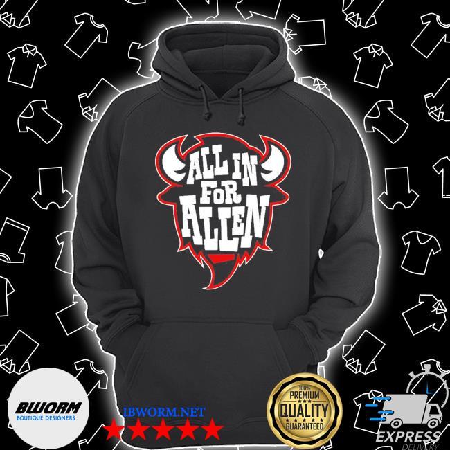 All in For Allen s Unisex Hoodie