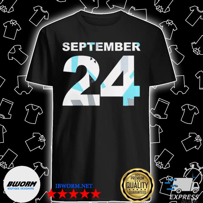 Buy nothing was the same 24 shirt