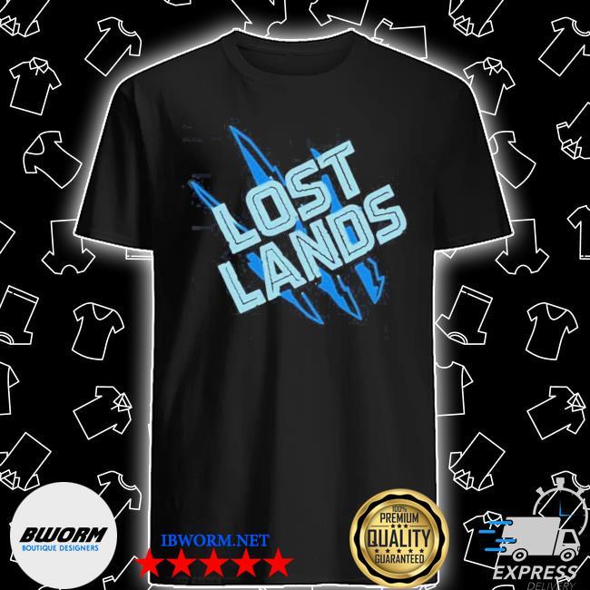 Excision Merch Lost Lands Slasher Shirt