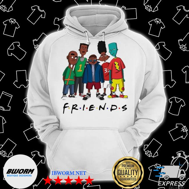 Friends we are black history month s Classic Hoodie