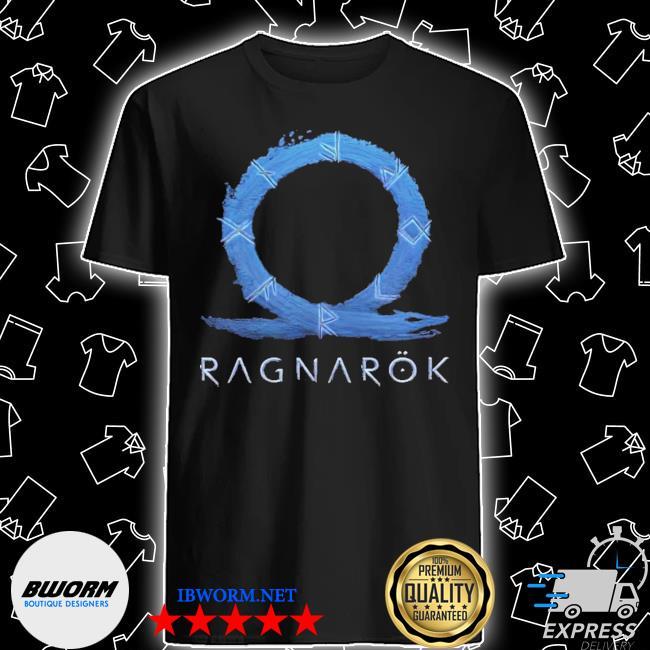 God of war ragnarok 2020 shirt
