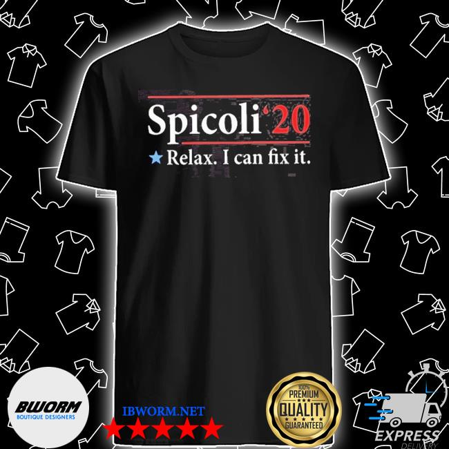 Jeff spicoli 2020 relax I can fix it fast times shirt