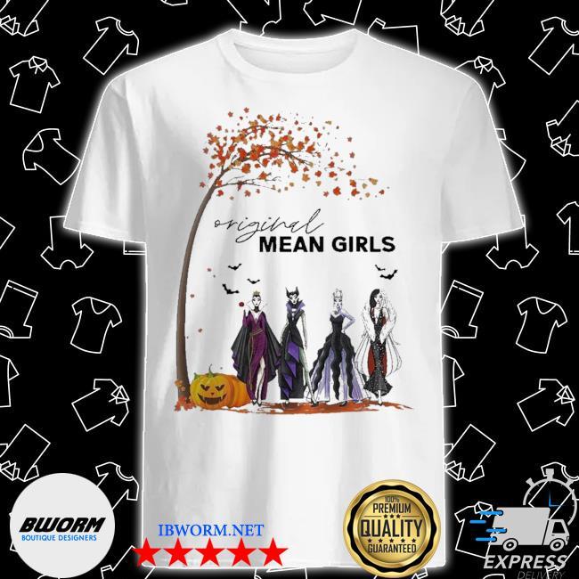 Original mean girls halloween shirt