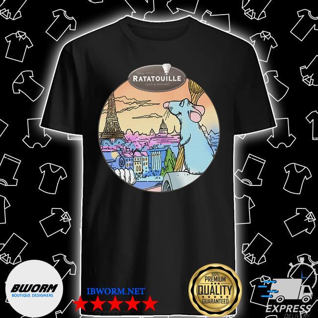 Ratatouille shirt