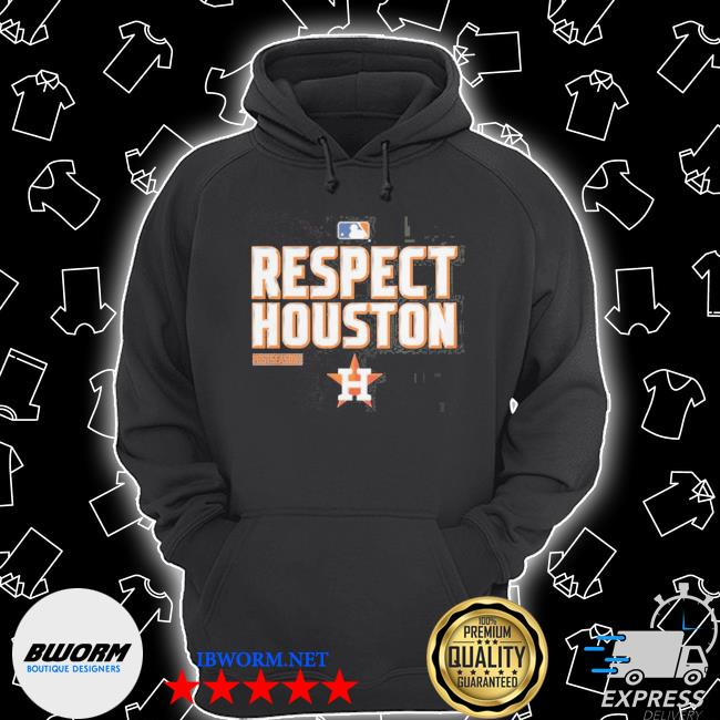 Respect houston s Unisex Hoodie